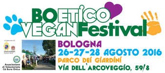locandina BoEtico Vegan Festival